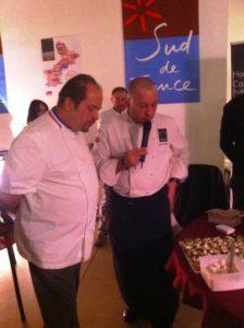 """Retour sur """"La Rencontre Innovante des Talents culinaires 2011"""""""
