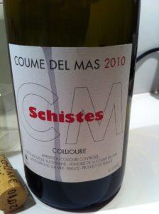 Coume Del Mas – Schistes 2010