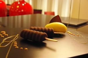 Julien Jacqueton, Le Maxens : L'instant chocolat