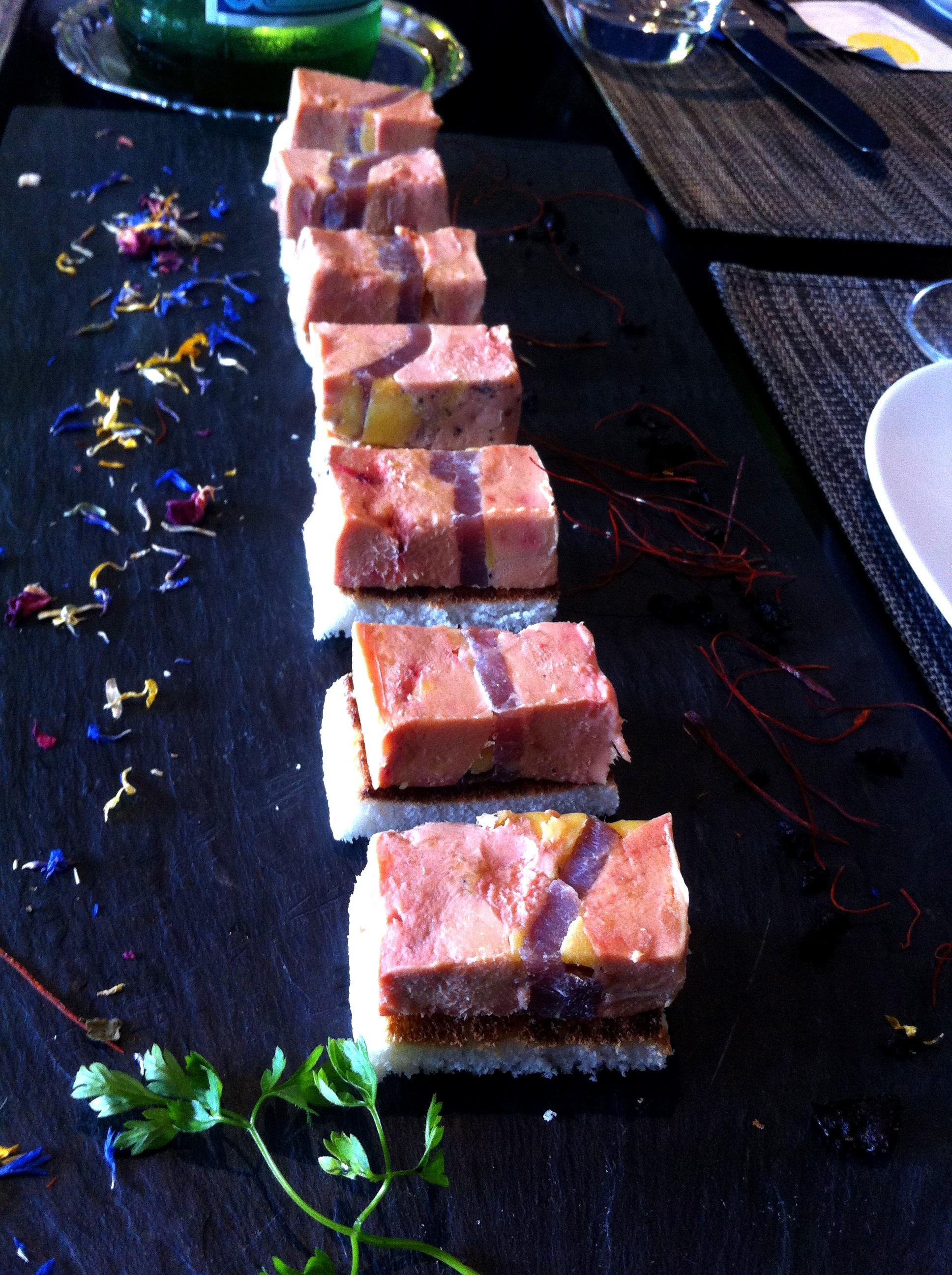 terre paysanne foie gras