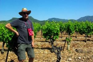Saint Saturnin, la balade dans les vignes