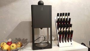 D-Vine la nouvelle façon de déguster du vin