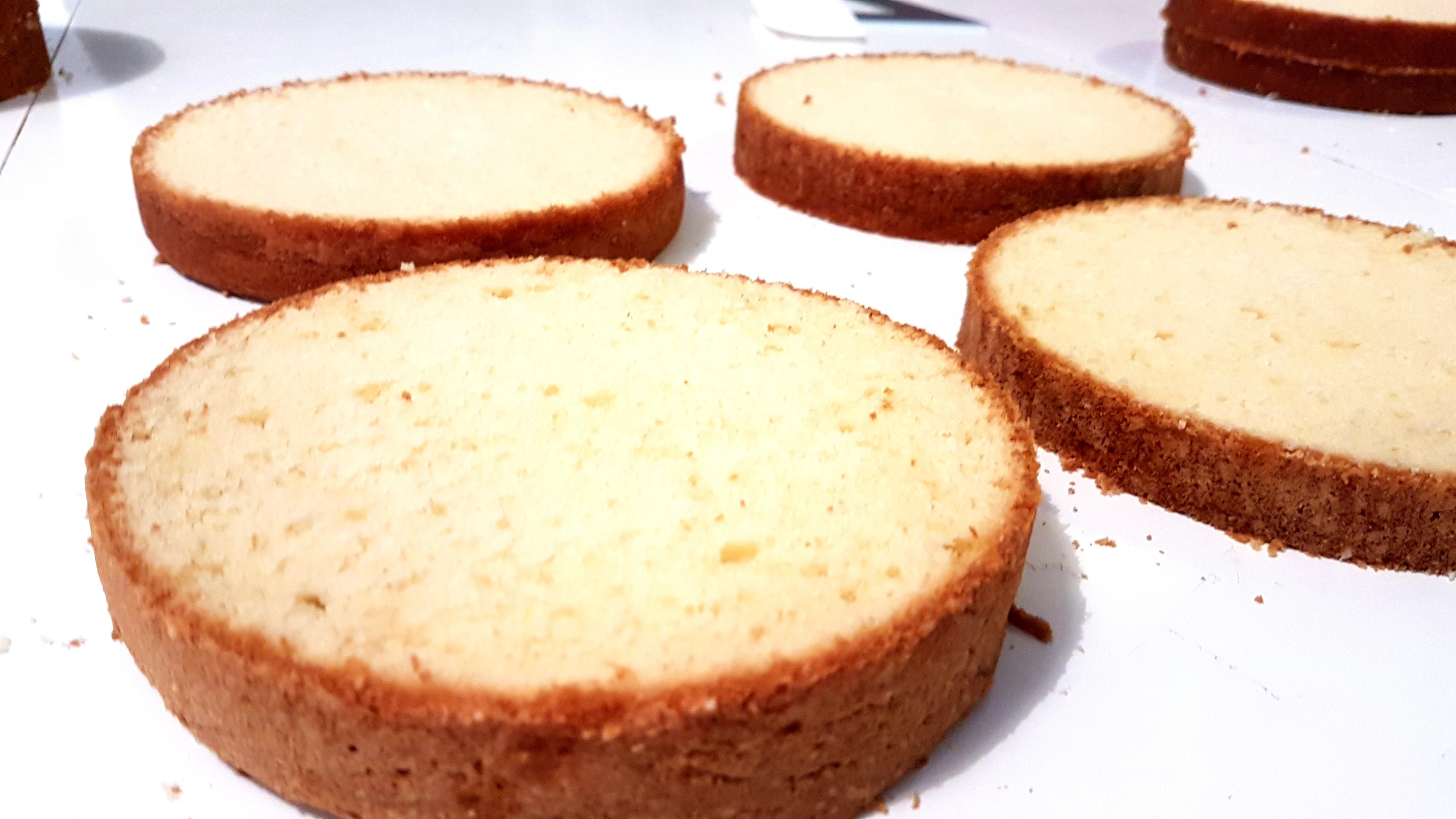 Gateau en pate a sucre montpellier