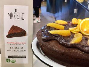 Marlette a ouvert son troisième café-boutique au BHV Marais