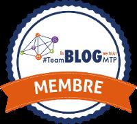 Membre de la TeamBlogMTP