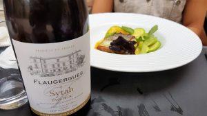 Château de Flaugergues, les vins
