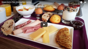 Vidéo – Ibis Montpellier Centre