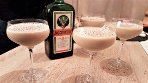 Milk Jäger-meister – Recette