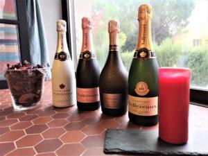 Champagnes Vollereaux, depuis 1805