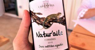 WineTrip direction les Vins de Cascastel