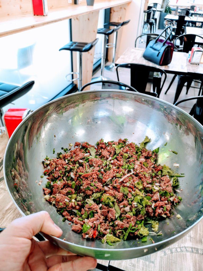 Atelier cuisine asiatique